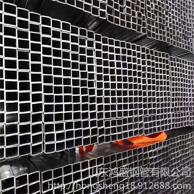 现货供应热镀锌方管 大口径方矩管 镀锌带方矩管厂家
