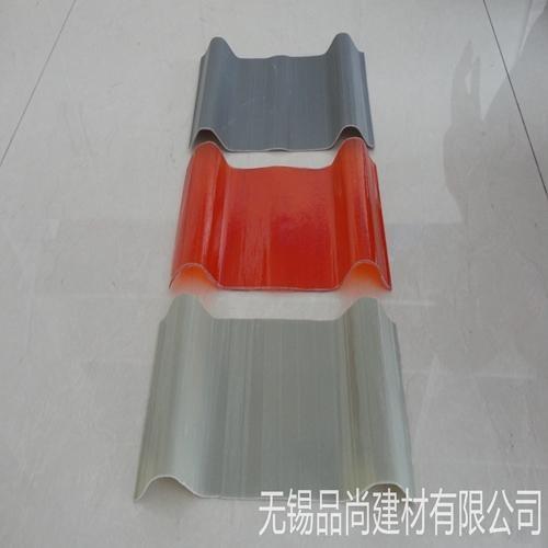 玻璃钢瓦加工定制 屋面透明采光瓦 厂家现货供应1.5mm采光板
