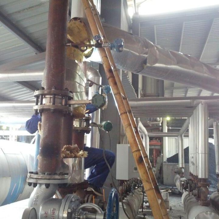 蒸汽流量计工厂直销,印染蒸汽涡街流量计,皮革厂涡街蒸汽流量计