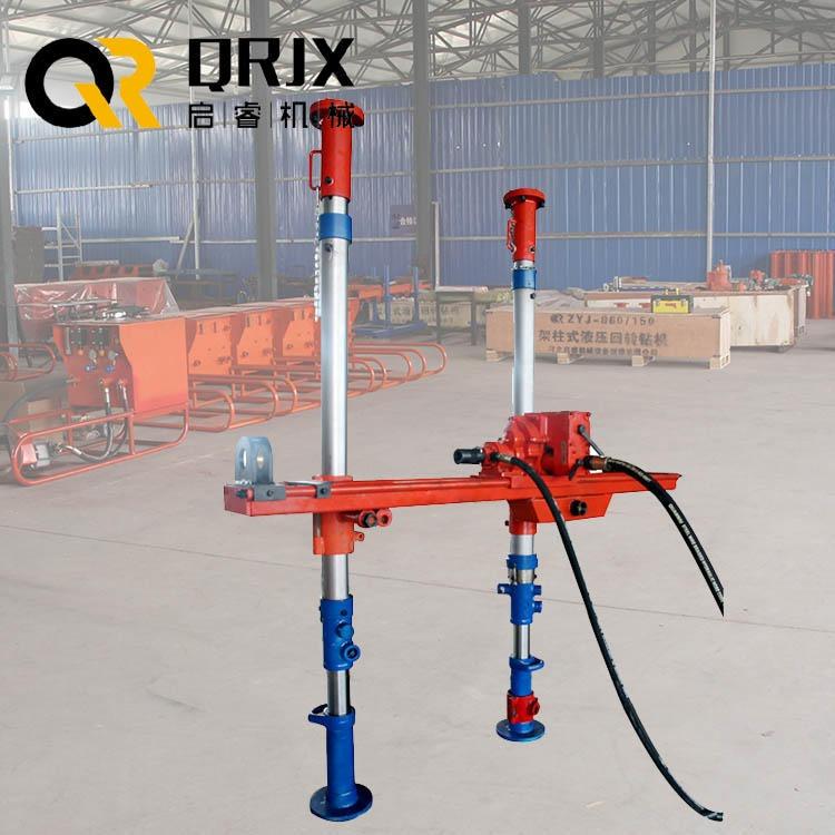 气动钻机  ZQJC-720架柱式气动钻机 启睿气动钻机厂家直售