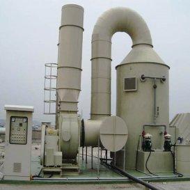 喷淋塔生产厂家,洗涤塔,脱硫塔喷漆房厂家定制