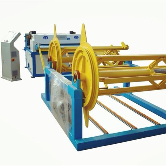东升机械全自动风管生产线二线三线四线五线型号  w50