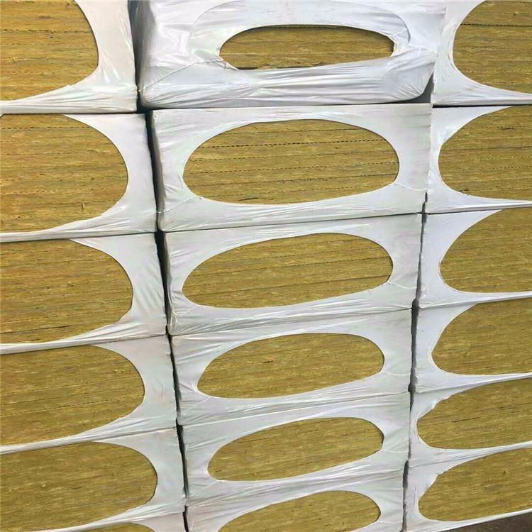 外墙保温岩棉板 吸音复合岩棉板 铝箔贴面岩棉板 岩棉板真礼建材