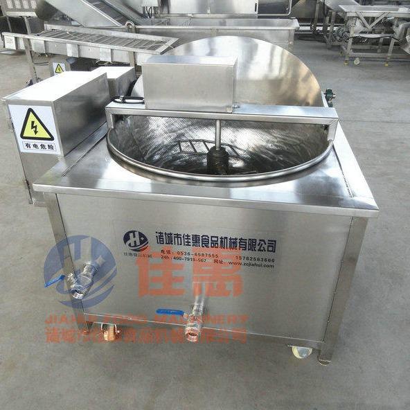 諸城佳惠  電加熱油炸機  油炸生產線   油炸機  燃氣油炸鍋