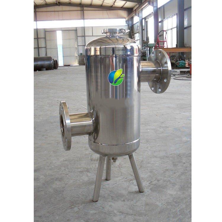 高效节能 304不锈钢硅磷晶罐 过滤器 锅炉软水器太阳能热水器前置除垢器 银川硅磷晶罐图片