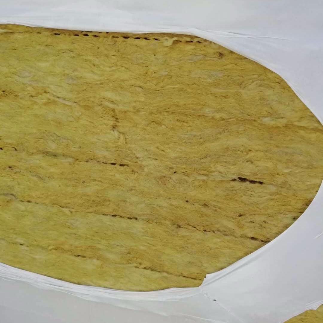 岩棉板厂家  生产外墙岩棉板 洛克德直销防火岩棉保温板价格 供应岩棉钢网插丝板