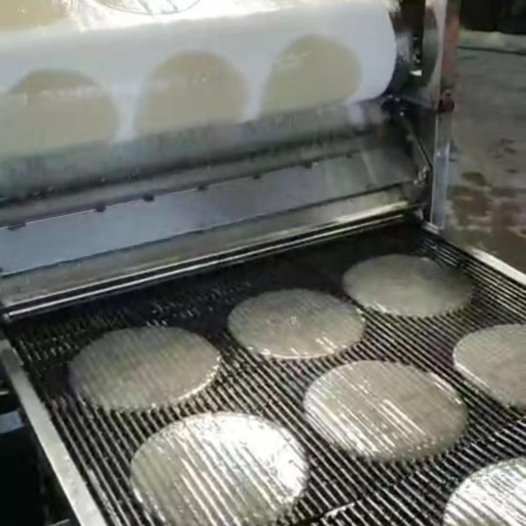 600-P  圆形红薯粉皮机生产厂家,自动贴皮  自动粉皮机  泗金粉皮机搅拌机