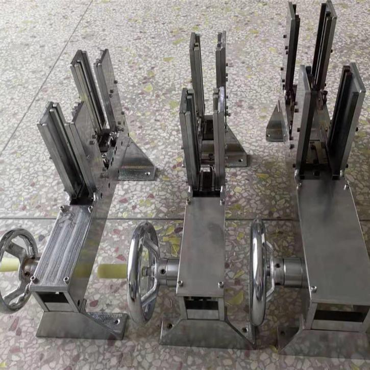 晟华 厂家供应EI手动插片机 全自动插片机 手摇插片机 矽钢片插片 打片机