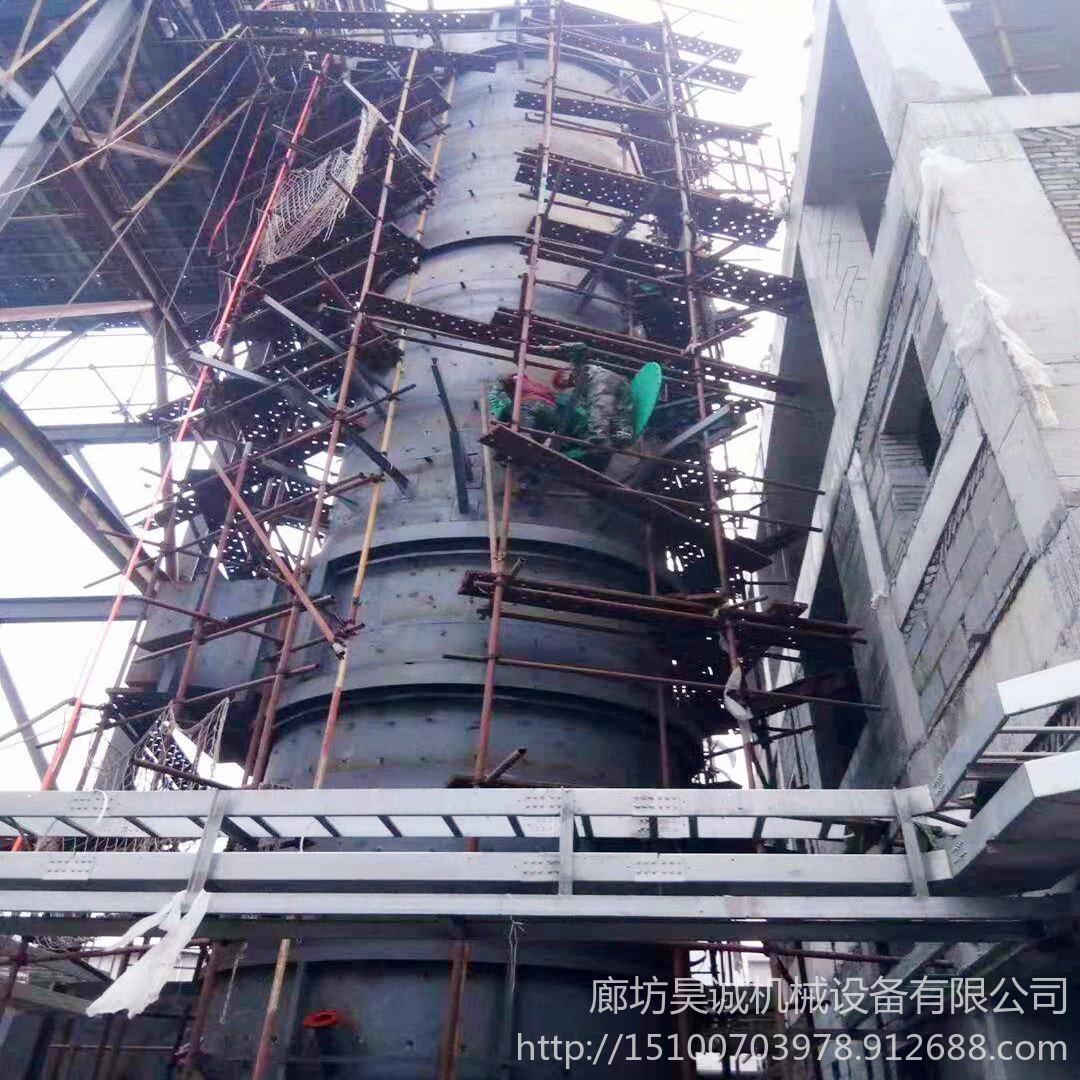 昊诚机械 脱硫塔 燃煤锅炉烟气脱硫塔 炉内脱硫脱硝设备 环保除尘设备