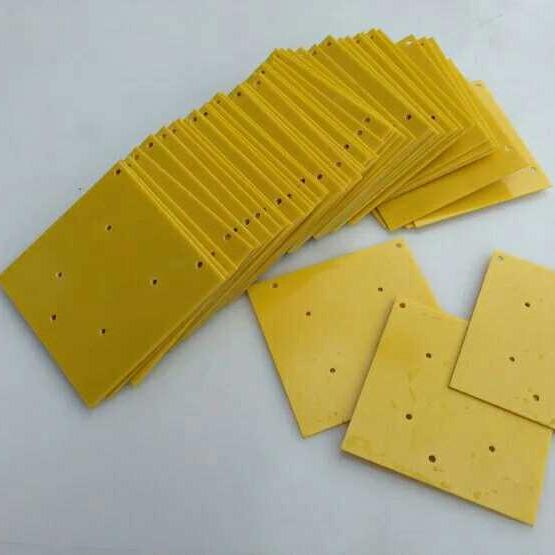 耐潮耐溫黃色3240環氧樹脂板廠家直銷