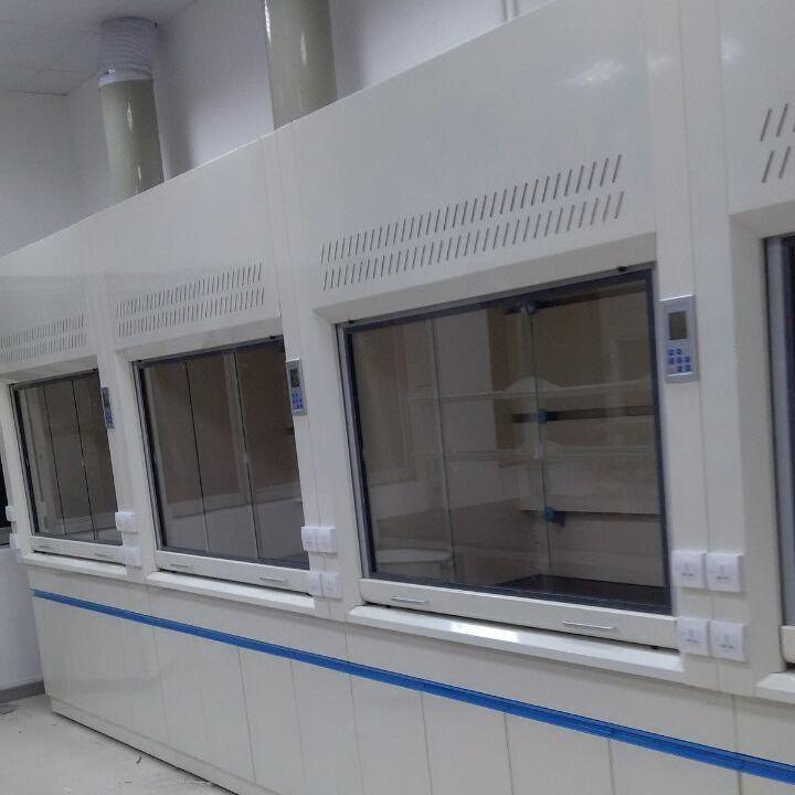現貨出售 全鋼美觀通風柜 耐腐蝕實驗室通風柜