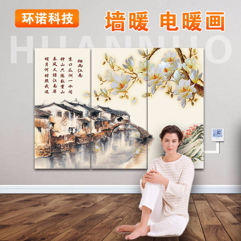 环诺,碳纤维墙暖,山东碳纤维墙暖,碳纤维电暖画,碳晶墙暖,远红外墙暖,500W