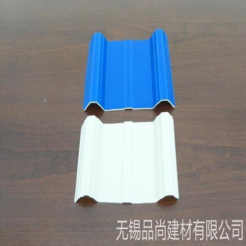供应合成树脂防腐瓦  塑钢瓦供应商 合成树脂瓦制造商 品尚新型屋面瓦生产厂家