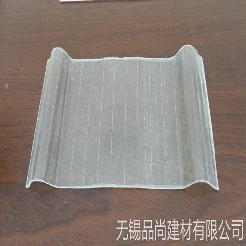 厂家批发屋面顶棚透明瓦 厂房塑料采光板 FRP采光瓦