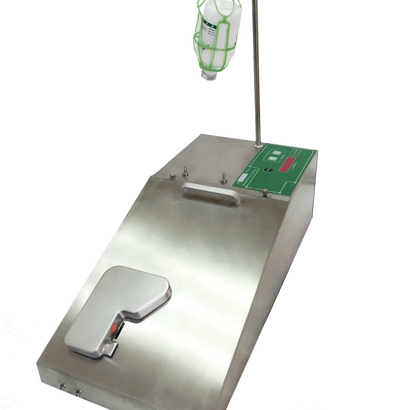 禽用單針雙液自動注射儀廠家生產供應