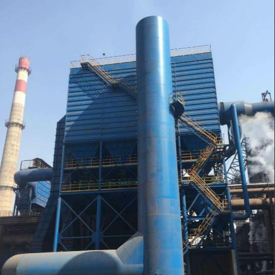 生物质锅炉除尘器价格 10吨燃煤锅炉布袋除尘器 小型燃煤生物质锅炉除尘器生产厂家