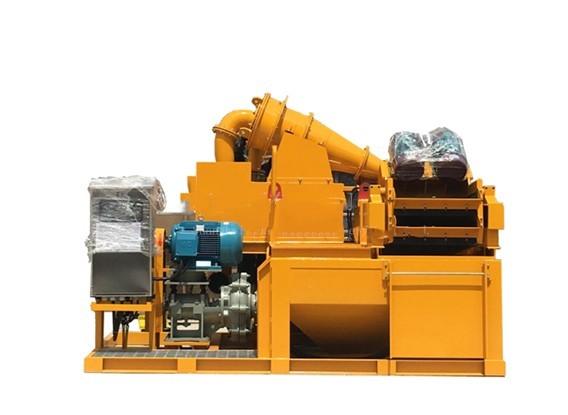 頂管泥漿處理方法 泥漿分離機  泥漿處理設備示例圖2