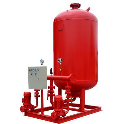 消防泵 上海喜之泉上置式XZQ  消防增压稳压设备  ZW(L)-1-X-7消防泵供水设备示例图3