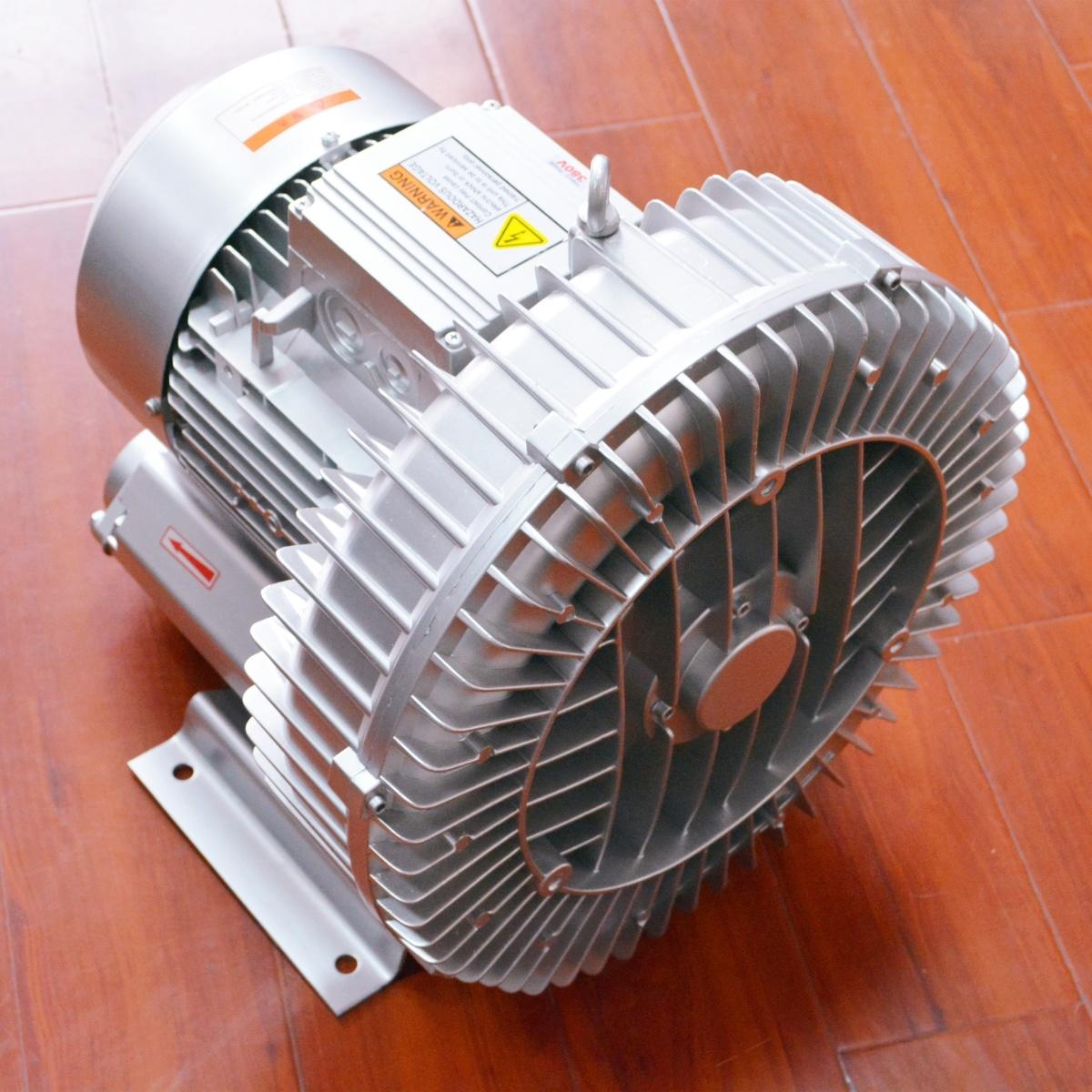高压鼓风机,纽瑞高压吸风机,RH-710-3高压送风机,高压吸送风机示例图2