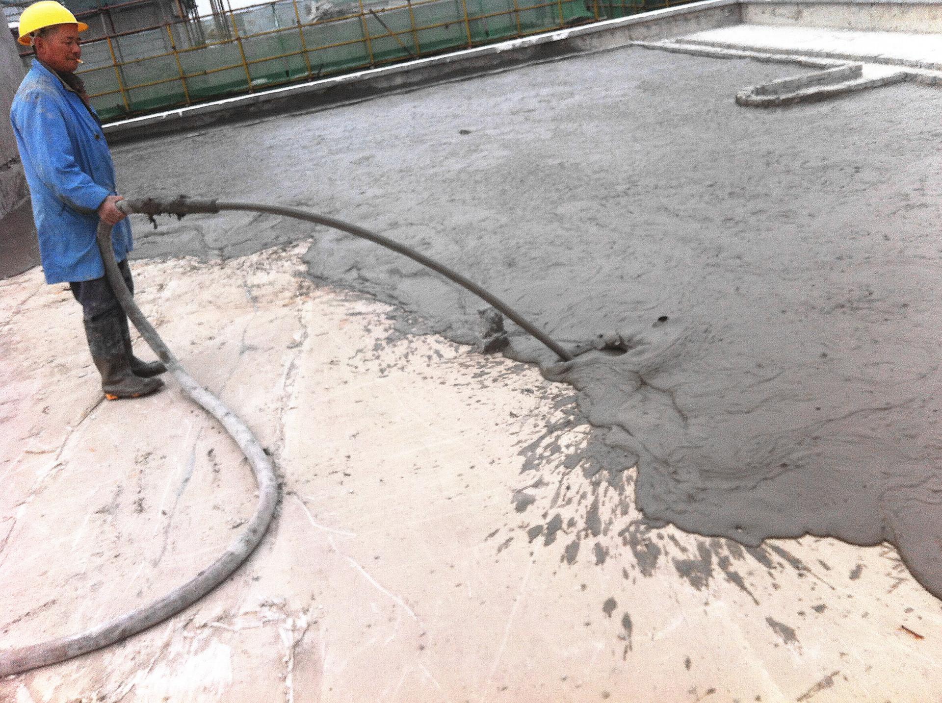 LC-20A型水泥發泡機 墻體現澆 水泥發泡機設備示例圖2