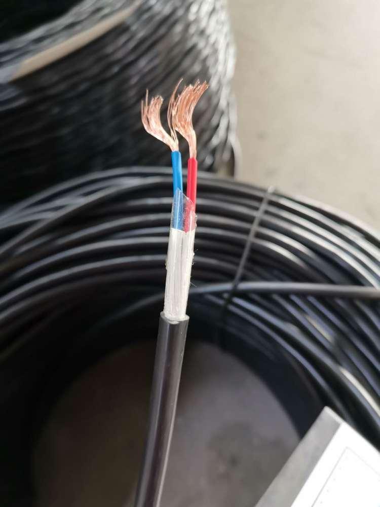 WDZ-KYJYRP低烟无卤阻燃软芯控制电缆示例图3
