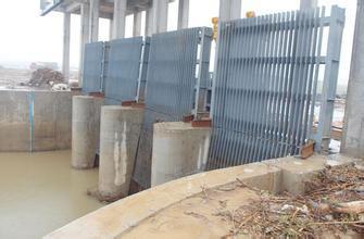 LWS型平面型钢拦污栅技术参数河北弘鑫水利机械有限公司示例图3