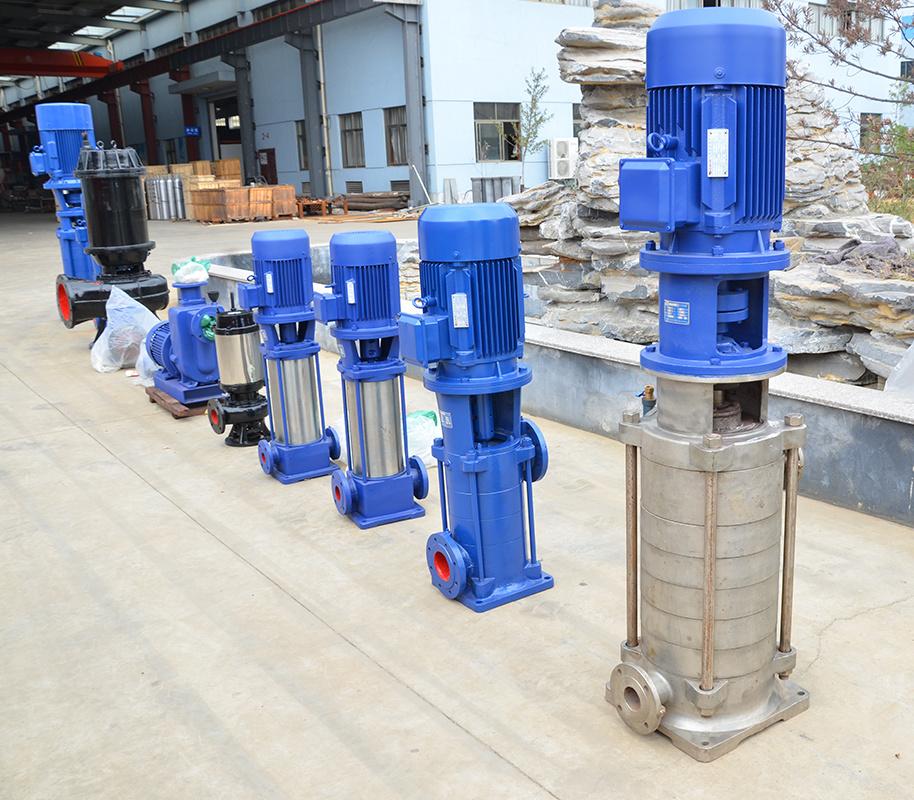 <strong>喜之泉DL立式多级离心泵</strong>,立式离心泵,多级离心泵示例图3