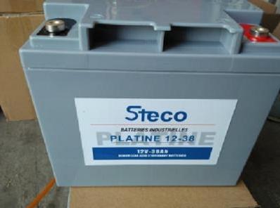 现货供应时高蓄电池 PLATINE12-24 12V-24AH 时高铅酸蓄电池示例图3