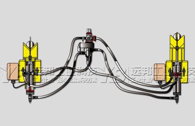 皮带秤自动挂码校验装置