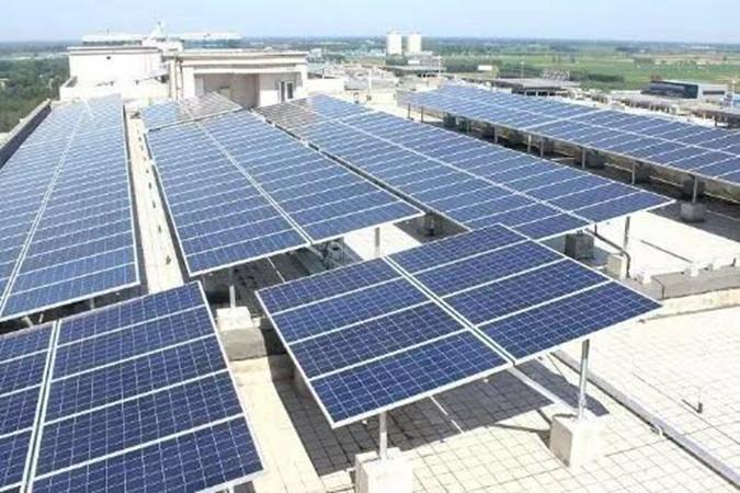 全国高价格太阳能组件回收   专业上门回收  太阳能电池板回收   电池板组件回收示例图2