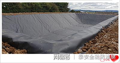 陕西宝鸡垃圾填埋场用高密度聚乙烯HDPE0.75mm土工膜价格示例图2