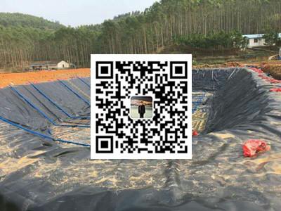 安徽黄山黑膜沼气池施工  沼气池设计  沼气池安装公司示例图6
