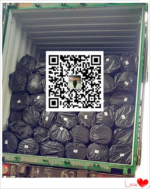福州土工膜生产厂家直销高位池海水养虾hdpe防渗膜0.35mm美标黑色光面价格示例图9