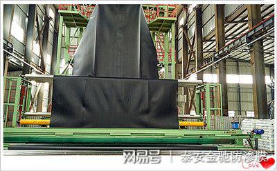 陕西铜川HDPE2.0mm土工膜价格示例图3