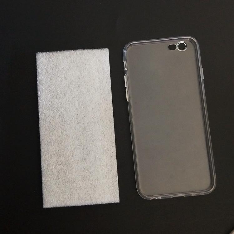 PE珍珠棉垫片手机壳内衬打包快递水果保鲜泡沫防震防撞包装内托棉示例图19
