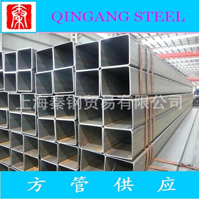 无缝方管16Mn20号矩形管 Q345B铁方管14080锰钢方管方通管14070示例图3
