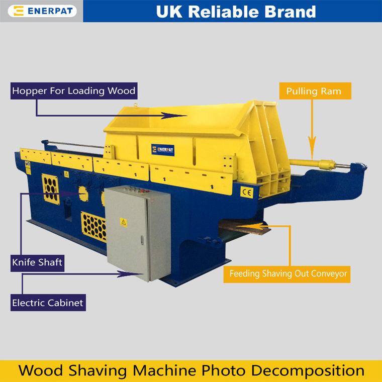 恩派特高效能机械设备木材刨花机示例图3