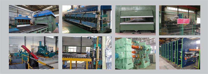 滚筒包胶胶板 陶瓷橡胶板生产厂家示例图12
