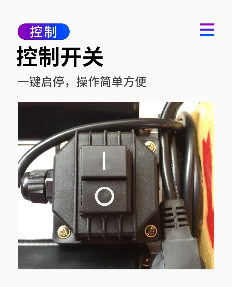 上海泓冠 2XZ-2 旋片式真空泵 实验室旋片式真空泵 真空机厂家示例图5