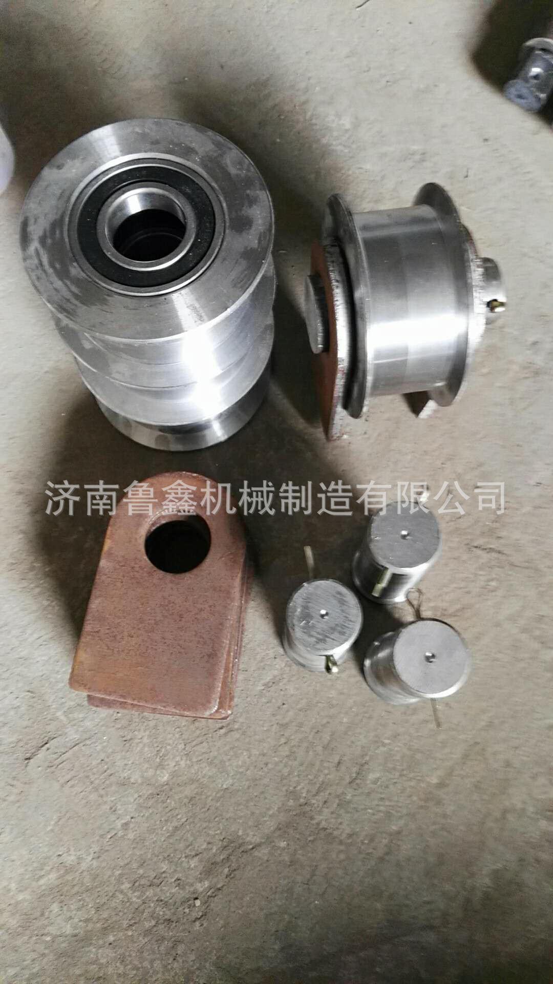 环保工程车辆液压油缸厂家定做批发 80/65-300 济南鲁鑫示例图26