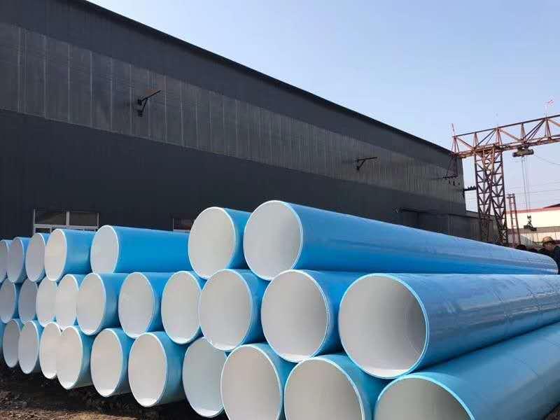 实体厂家 专业生产14年厚壁螺旋钢管厂家示例图15
