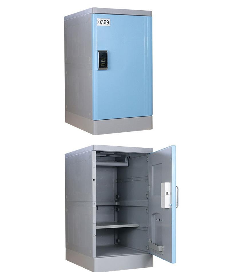 更衣柜 abs塑料更衣柜防水水上乐园游泳馆酒店柜子厂家示例图7