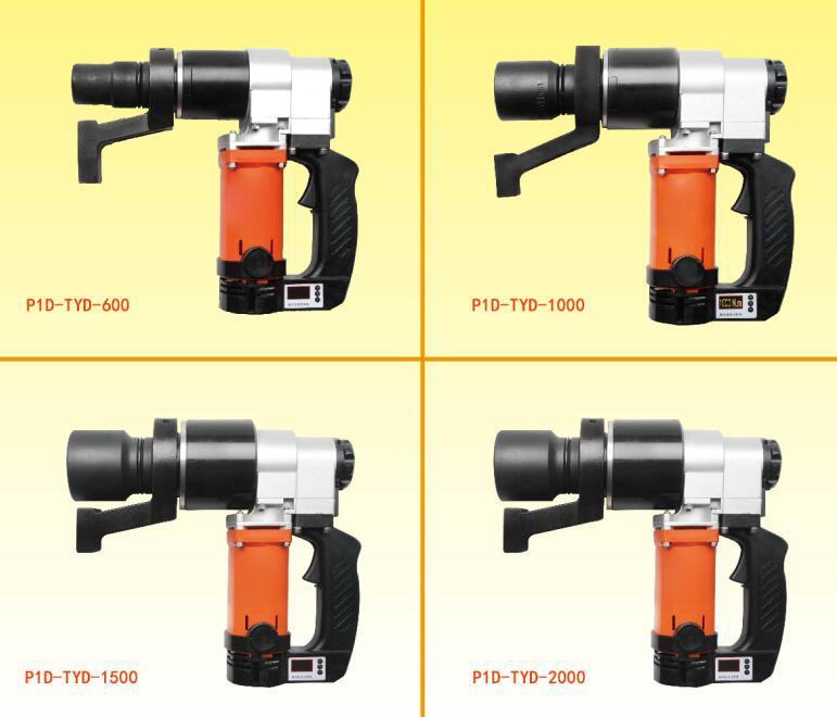 专业供应电动扭矩扳手 数显电动扭矩扳手 可调式电动扭矩扳手示例图4