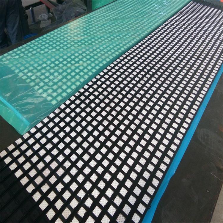 15mm陶瓷橡胶板  落料斗陶瓷橡胶复合橡胶板示例图8