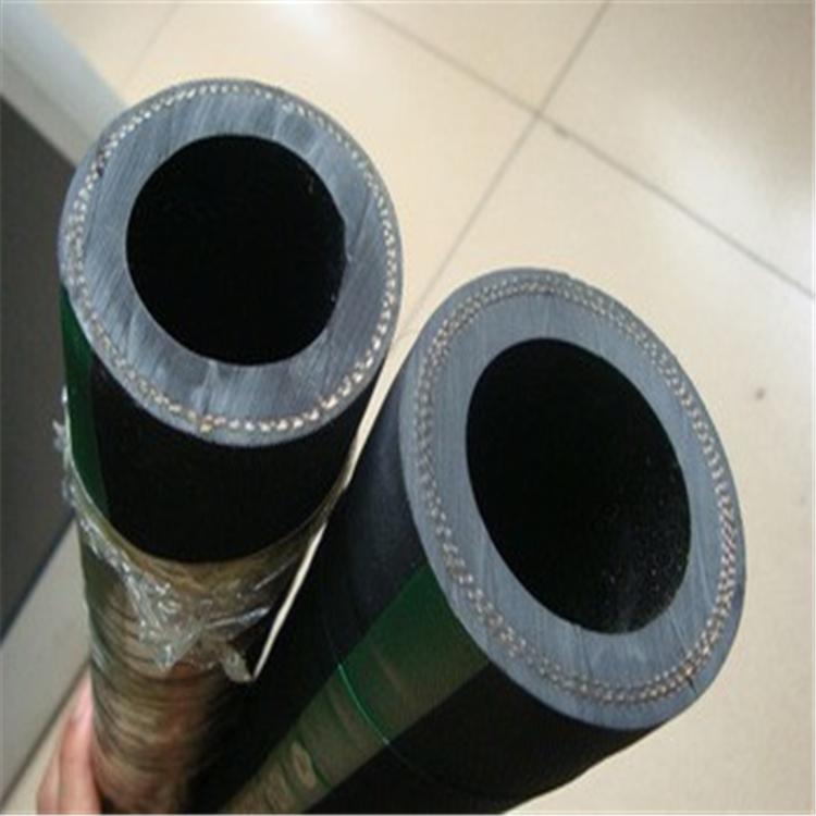 弘创厂家专销夹布喷砂橡胶软管 高压喷砂管 耐磨砂浆管 欢迎订购示例图5