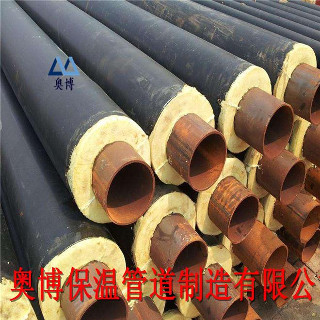 现货供应 聚乙烯夹克管 高密度聚乙烯夹克管 保温管外护管厂家示例图7