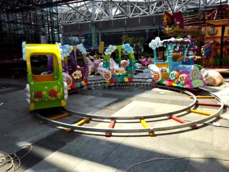 儿童游乐设备桑巴气球 厂家直销 郑州大洋8臂桑巴气球公园游乐示例图50
