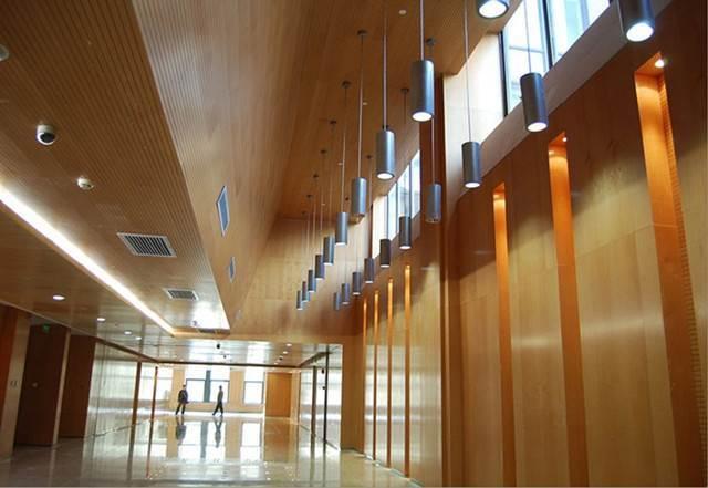 直供各种纹路颜色4d3d木纹铝单板 腐蚀木纹铝单板 手感木纹铝单板示例图14