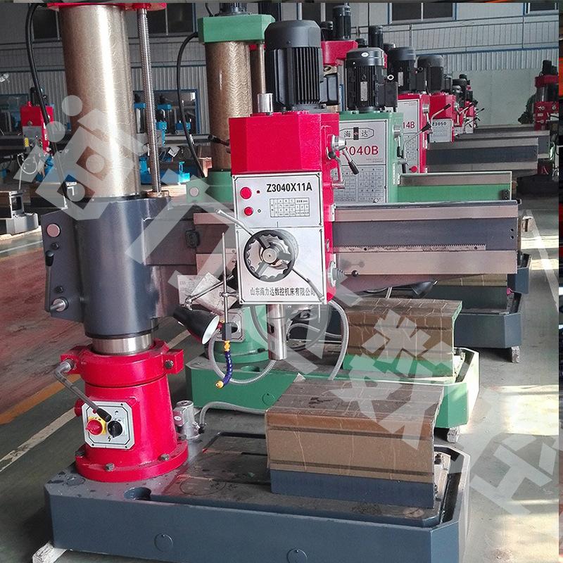Z3040X11A摇臂钻床3040摇臂钻 机械转动 自动进刀生产厂家现货示例图3