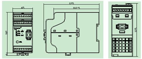 断相保护电动机保护器 安科瑞ARD2-5 马达保护器 启停过载超时低压示例图36